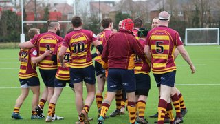 IXV - 02/03/2019 Ashley Down Old Boys vs. St. Brendan's Old Boys