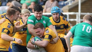 Henley Hawks 24 – 13 London Irish Wild Geese
