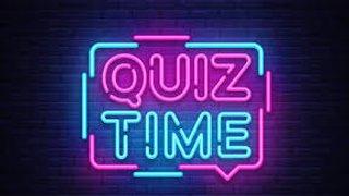 LRCC Quiz Night - 12th July