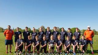 X15 & G18 team photos