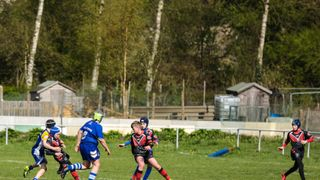Brotherton Bulldogs u13s vs Batley Boys part 1