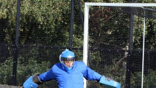 MKHC Goal Keeper Coaching..