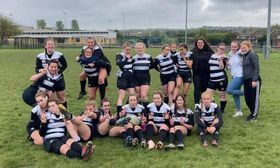 Houghton Hornets U18 Girls v Darlington Mowden Park