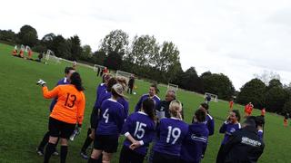 Vintage Purples 0 AFC Kempston Town 1