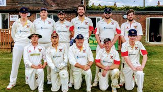 Two for one - Match Reports for Mayfield threes v Linden Park and Heathfield twos.