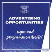 2020/21 ADVERTISING OPPORTUNITIES