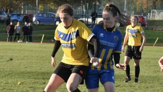 LEEK TOWN LADIES 5 - 1 REDDITCH UTD