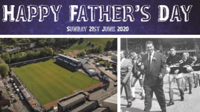 DOWNLOAD THE LEEK TOWN FATHERS DAY CARD