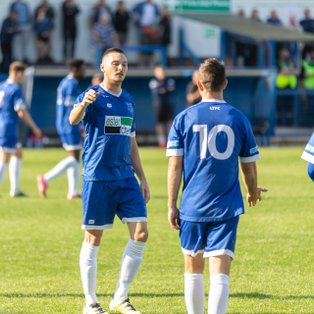 STEVENSON STARS AS BLUES FELL FENMEN