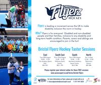 Keynsham Hockey Club Hosts 'Flyerz' Hockey Session