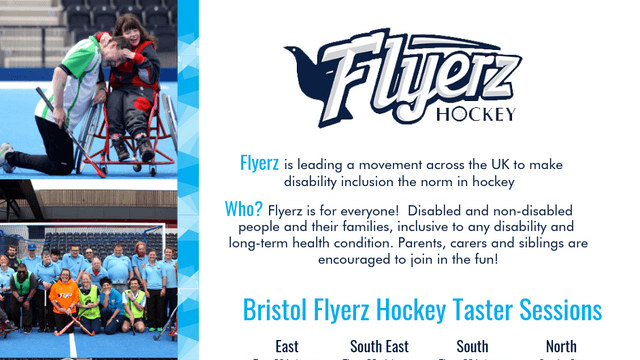 Keynsham Hockey Club Hosts 'Flyerz' Hockey Session