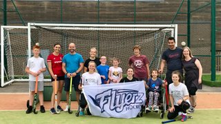 KHC Hosts Flyerz Hockey Session!