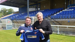 CLUB APPOINTS NEW DIRECTOR OF FOOTBALL