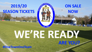Follow The Blues with a 2019/20 Season Ticket