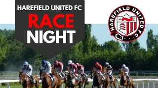 RACE NIGHT- SATURDAY 28TH SEPTEMBER 2019