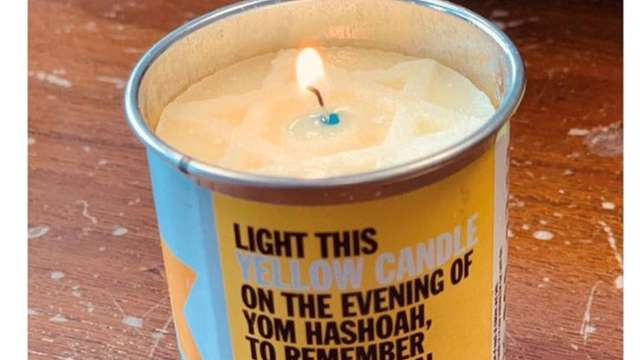 ** YELLOW CANDLE PROJECT **