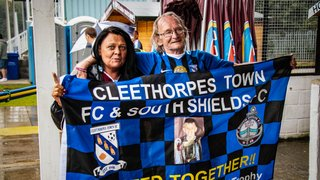 South Shields vs Cleethorpes Town