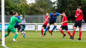 Cleethorpes Town 4 Irlam FC 1