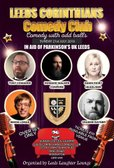 Comedy club charity night