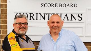 Leeds Corinthians Club Announcement