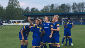 Radcliffe 3-0 Ramsbottom United: Boro spear the Rams in semi-final derby drumming