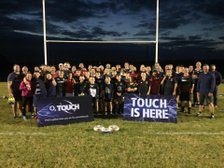 Lichfield O2 Touch hits 50, and now they're off to Twickenham!