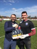Player of the Month - Ollie Martin