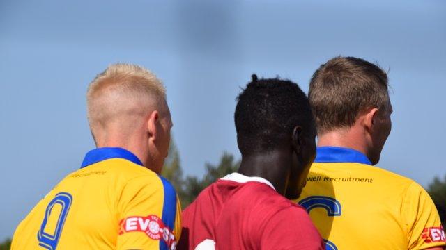 Irlam FC 5-4  Radcliffe FC