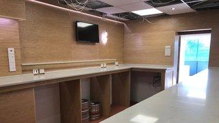 Legends Bar Renovation