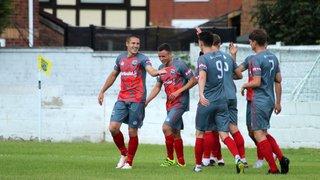 Match Report - Radcliffe FC 1-3 Bury FC