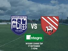The Boro draw Droylsden in the Integro League Cup