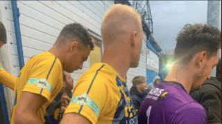 Match Report: Runcorn Town 2-1 Radcliffe FC