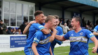 Match Report: Radcliffe FC 3-0 Hyde United