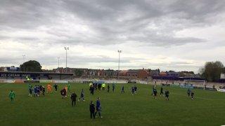 Match Report: Nantwich Town 0-1 Radcliffe FC