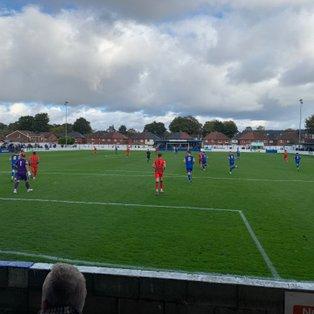 Match Report: Radcliffe FC 0-3 Basford United