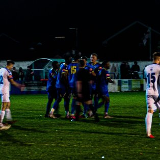 Match Report: Radcliffe FC 3-3 Whitby Town