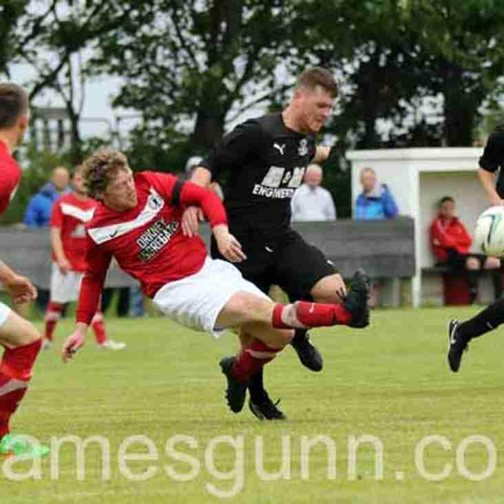 Archer Shield inter-county match - Orkney AFA v Caithness AFA
