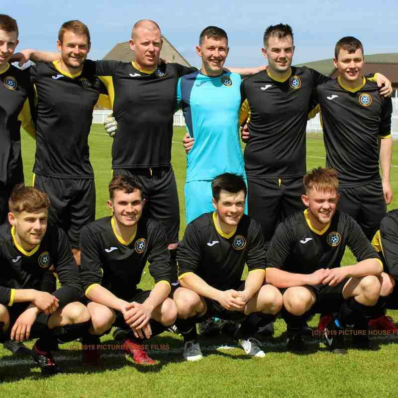 CAFA team v Orkney 01062019
