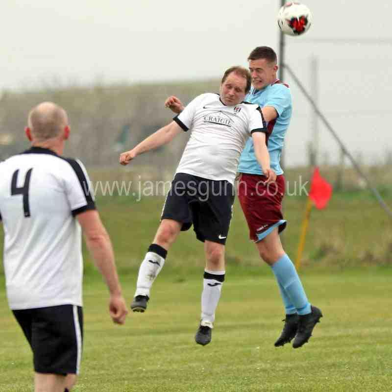 Pentland United v Swifts - HA Cup Prelim Round - 27.4.19 from Jamesgunn.co.uk
