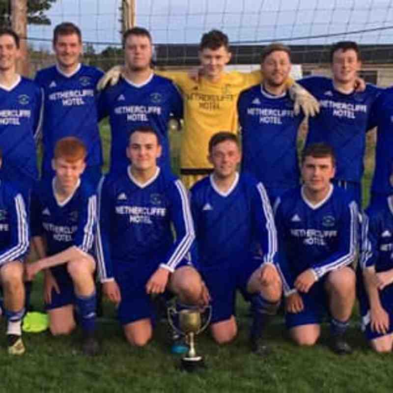 Wick Thistle - Steven Cup winners