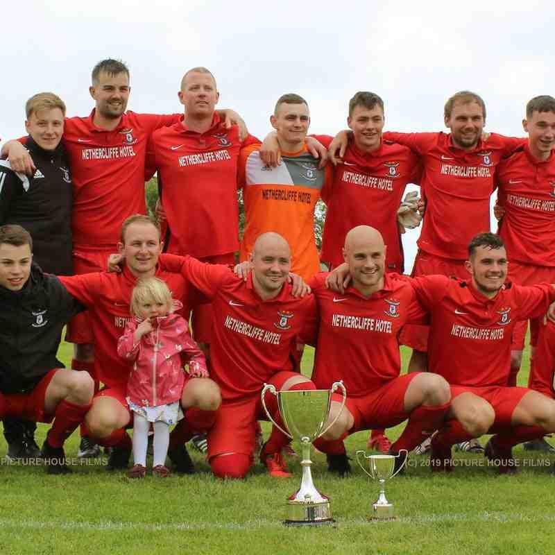 Wick Groats - Eian Mackintosh cup winners