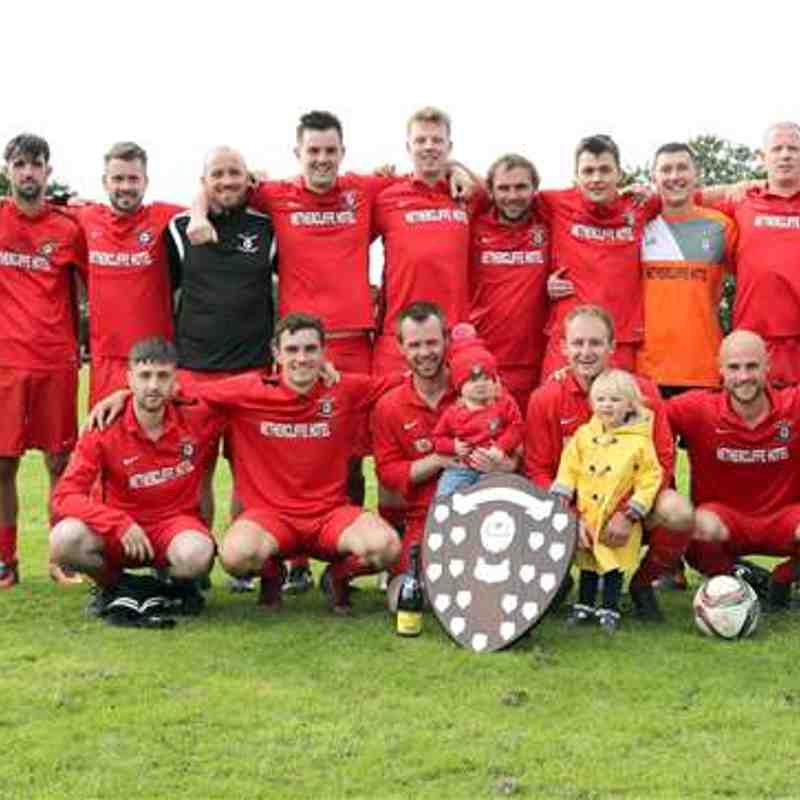 Wick Groats - Davie Allan Shield winners