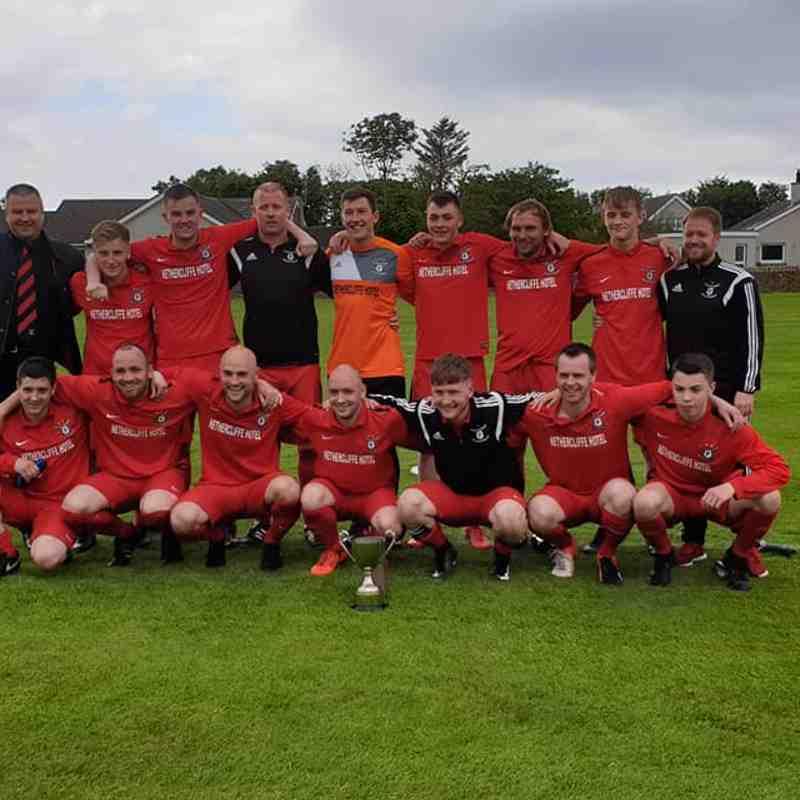 Wick Groats - Colin MacLeod Meorial Cup winners