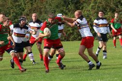 8 try win over South Notts Barbarians