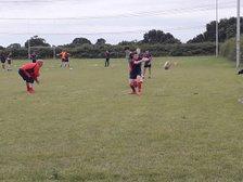 Fawley RFC Juniors Summer Training Resumes....