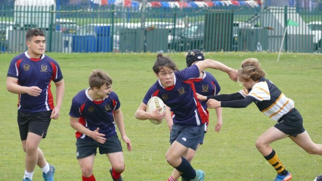 Victory for U15s against Portsmouth