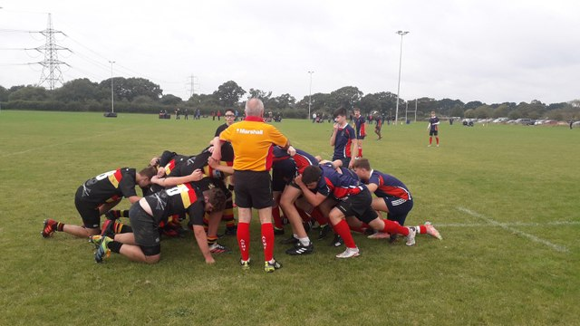 WIN for U15s....