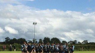 2015-08-01 Squad game vs Enniskillen