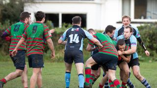 2nd XV v Donaghadee 2 - 28th November 2015