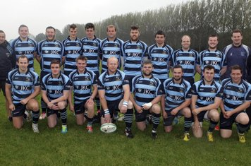 1st XV in the new JKC shirts